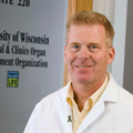 Kurt Unterholzner, UW Health Organ Procurement Coordinator talks about participating in the Transplant Games
