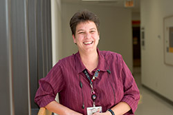 Amy, Information Assistant, UW Hospital and Clinics