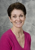 Laura Robison, 2009 nursing excellence award winner