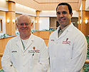 Mark Reichelderfer, MD and Perry Pickhardt, MD