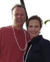 Cancer patient Connie Prochnow with her husband; Connie shares her story of living with cancer; Advances e-Newsletter; UW Carbone Cancer Center