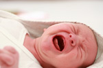 Crying baby; Fresh air and a closeness to mother can help colicky infants