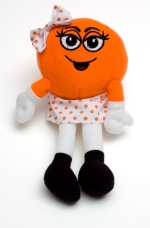 Dottie Donor Dot Doll; Promote organ donation by purchasing your own Dottie Doll from UW Organ and Tissue Donation