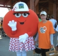 Dottie Donor Dot; Sign Up for Ripple Effect, the e-Newsletter of UW Organ and Tissue Donation