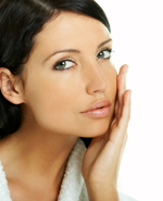 There are three substances that can actually protect against, or repair, signs of aging skin.