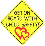 Get On Board With Child Safety