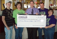 Rath family check presentation