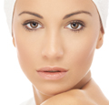 woman's face, Transformations Jeune Skin Care e-Newsletter