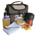 Lunch Box; UW Health Senior Clinical Nutritionist Donna Weihofen offers suggestions for healthy school lunches