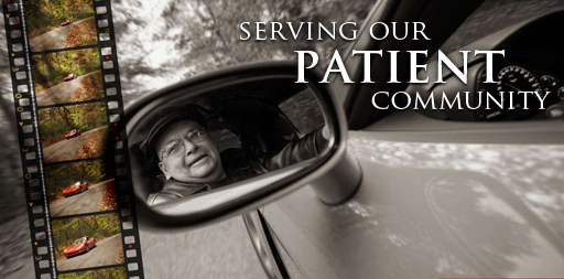 Serving our patient community