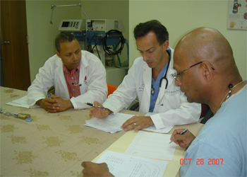 Reviewing more patient cases