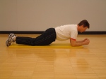 Plank Pose Option 2