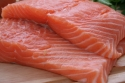 Salmon filets; Mediterranean stuffed salmon is a heart-healthy recipe