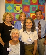 Spiritual Care Services staff