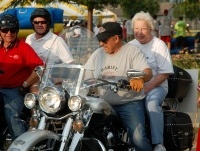 Motorcyclists; Tomorrow's Hope helps raise funds for research at the UW Paul P. Carbone Comprehensive Cancer Center
