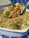Tuna Casserole; Go Red for Women Heart Healthy Recipes
