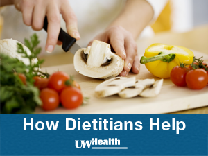 How Dieticians Help