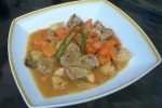 Apple Pork Stew
