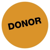 Donor dot