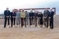 Generations staff and UW Health Leadership at the Official Groundbreaking Ceremony