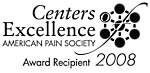 Centers for Excellence, American Pain Society logo