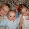 Medical Oncologist Dr. Kari Wisinski's children