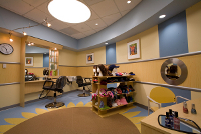 The Positive Image Center at American Family Children's Hospital