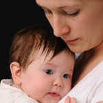 Mother and Baby; Protect Your Child from Whooping Cough by Getting Immunized
