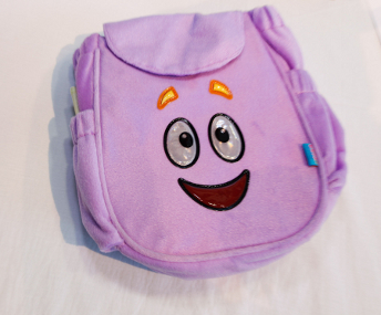 "Backpack might help Dora the Explorer and her friends find their way, but if it finds its way into your house, you'd probably want to know that the plastic mouth contains 15 percent of a phthalate. The specific compound isn't banned, but phthalates have been connected to adverse reproductive and developmental health affects, according to the ""Trouble in Toyland"" report."