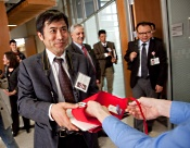 UW Health transplant welcomes delegation from China