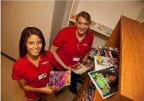 UW Health Volunteer Services: Book cart volunteers