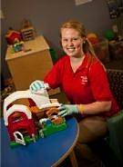 UW Health Volunteer Services: Playroom volunteer