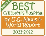 U.S. News and World Report, America's Best Hospitals: American Family Children's Hospital