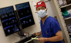 UW Health Endocrine Surgery: Dr. Chen in surgery