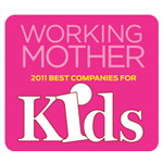 UW Hospital and Clinics Working Mother award