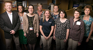 UW Health Access Center staff