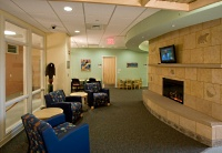 The Family Lounge at American Family Children's Hospital