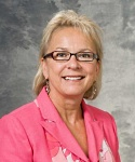 Beth Houlahan, MSN, RN, CENP, Vice President of Patient Care Services and Chief Nursing Officer