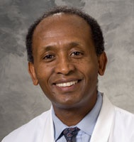 UW Health vascular surgeon Girma Tefera