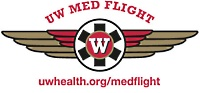 UW Health Med Flight logo