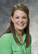 Elise Janssen, 2013 nursing excellence award winner