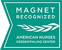 Magnet Recognition Logo from the American nurses Credentialing Center