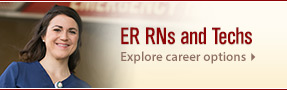 Explore remarkable careers for emergency room registered nurses and technicians