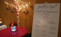Sparkle of Hope Sponsors