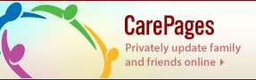 CarePages - Privately update family and friends online