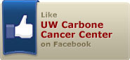Like UW Carbone Cancer Center on Facebook