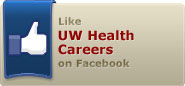 Like UW Health Careers on Facebook
