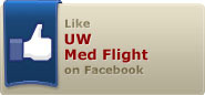 Like UW Med Flight on Facebook