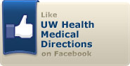 Like UW Health Medical Directions on Facebook