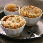 Apple Cobbler; dessert recipes from UW Health